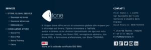 STONE logo completo